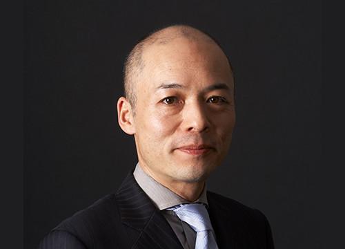 Vice President Hidetoshi Kikuchi