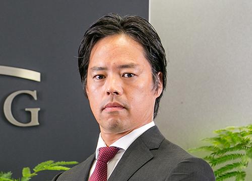 Director Fumihiro Ohba