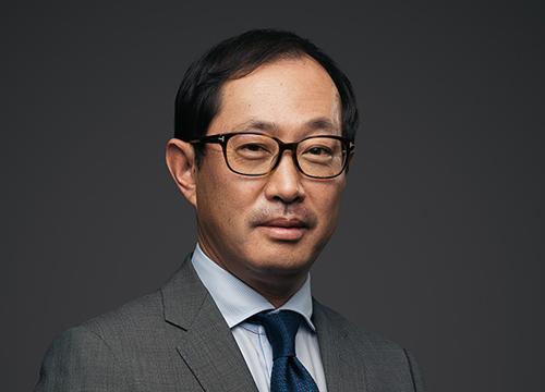 Director Hitoshi Funahashi