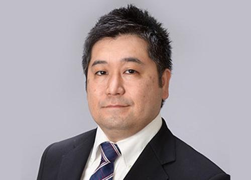 Advisor Tadashi Tamura