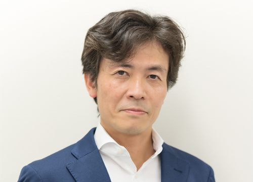 Director Shigekazu Yomoda