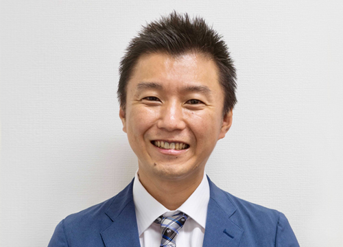 代表取締役副社長 小磯 泰樹