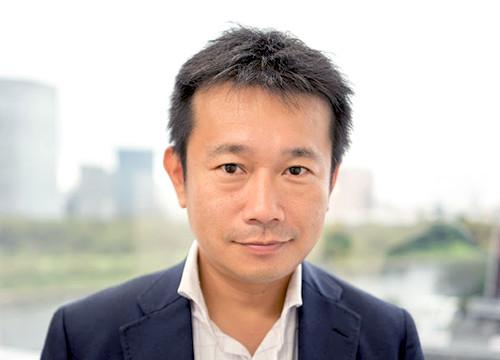 Director Shota Tomiyama