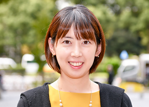 Chiyako Takahashi
