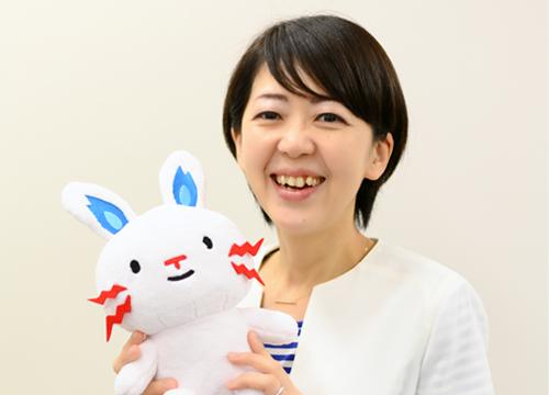 代表取締役社長 中島 佳子